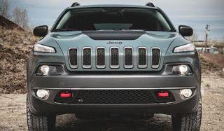 Jeep Cherokee Trail HAWK 2015