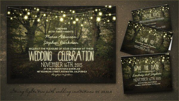 Enchanted Forest Themed Wedding Invitations: Prom Invite Enchanted, Fairytale, Or Kinda Rustic Themed