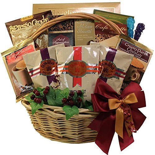 Art of Appreciation Gift Baskets Cafe Gourmet Premium Coffee Basket