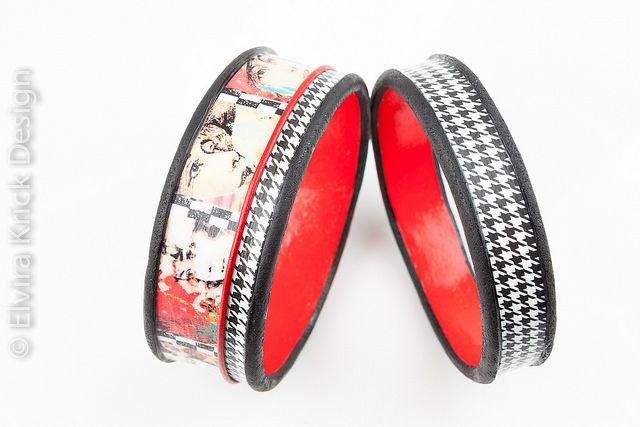 Handgemaakte armbanden van Elvira Krick Design