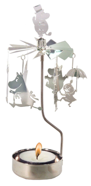 Pluto Produkter Moomin Family Rotary Candleholder: Amazon.co.uk: Kitchen & Home