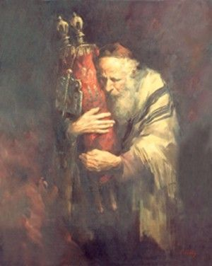 Love for the Torah <3
