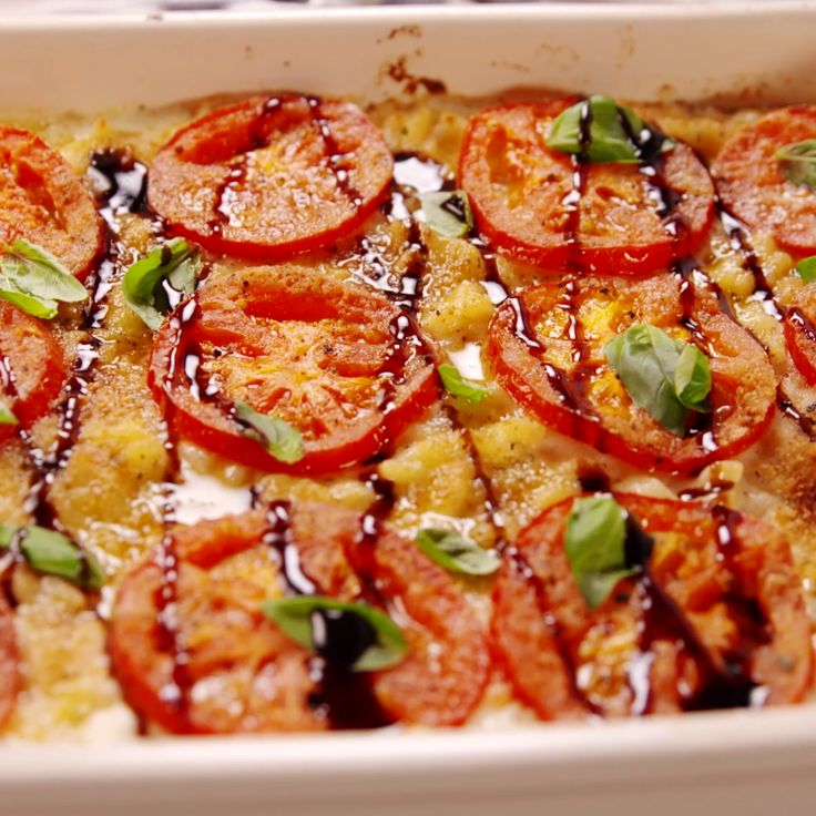 Caprese lovers, this mac is for you.