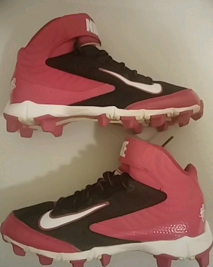 nike huarache youth baseball cleats red and yellow nike basketball shoes