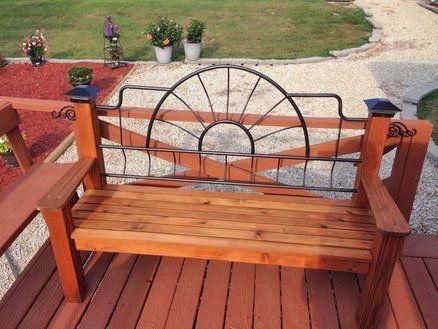 Chaz Loughridgeu0027s Unique Bench