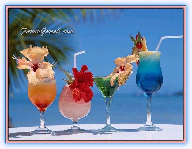 evde yapımı kolay yaz içecekleri