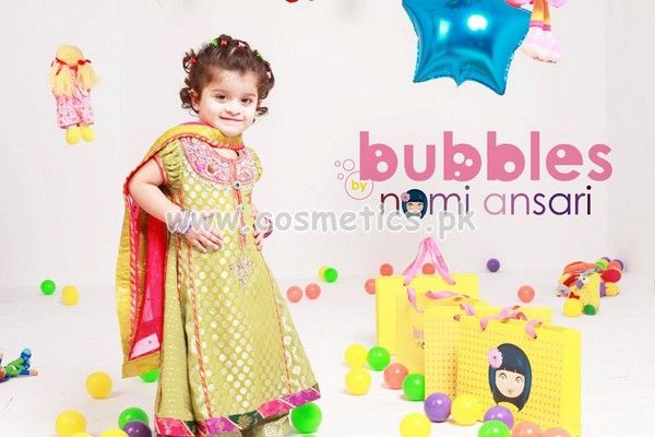 ...  mom this eid occasion Nomi Ansari give you a brilliant chance to buy an ideal outfits for their baby dolls. Description from she-styles.blogspot.co.uk. I searched for this on bing.com/images