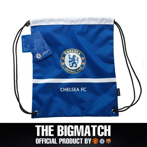Chelsea Official Backpack soccer shoes Gym sack bag CFC-AC003 #EON #DuffleGymBag