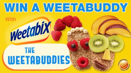 Win a Weetabuddy - http://www.competitions.ie/competition/win-a-weetabuddy/
