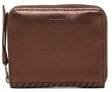 AllSaints Leather Club Coin Purse