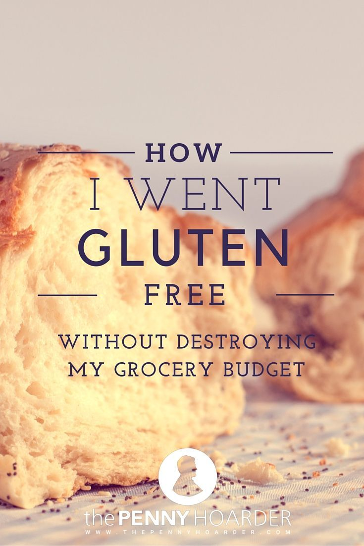 Going gluten-free shouldn't mean going broke on groceries. Making the switch to gluten-free foods can be challenging, but a few smart strategies can help you handle it. Here's how to go gluten-free on a budget. - The Penny Hoarder http://www.thepennyhoarder.com/save-money-gluten-free/