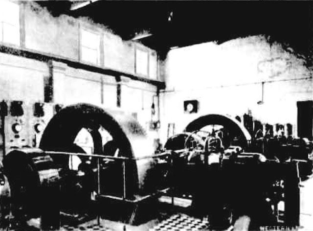 The Engine Room at Claremont Hospital for the Insane, Western Australia, 1912