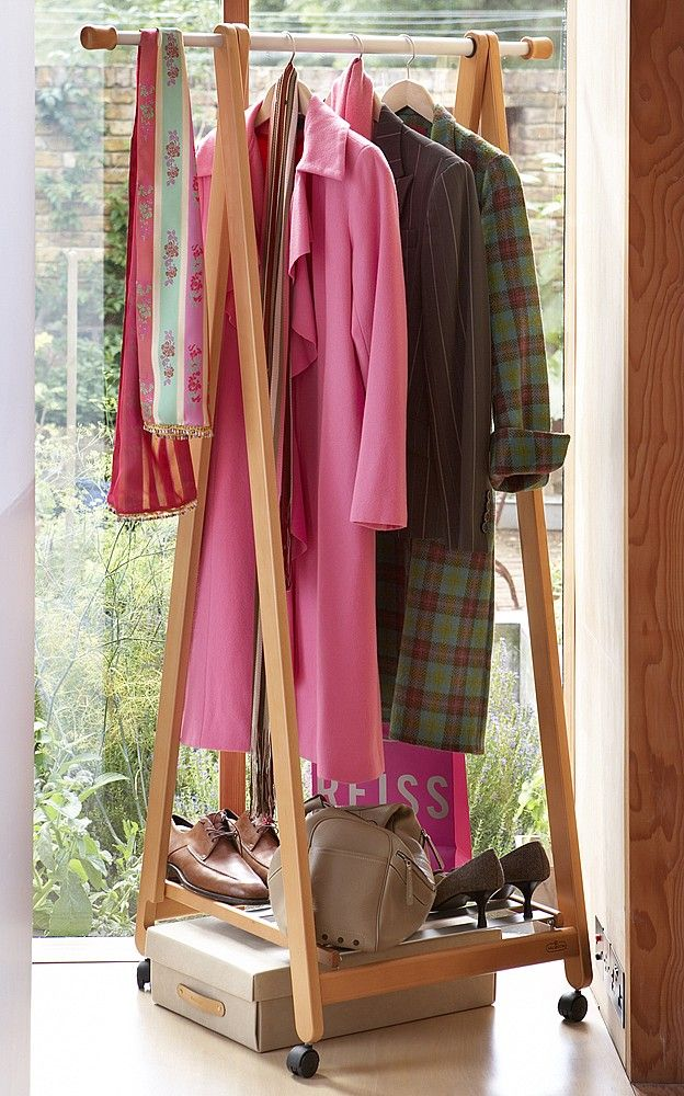 17 Best Ideas About Clothes Storage Solutions On Pinterest