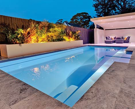 1000 Ideas About Pool Builders On Pinterest Infinity