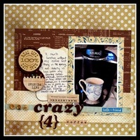 A Project by ScrapNatya from our Scrapbooking Gallery originally submitted 02/09/12 at 04:04 PM