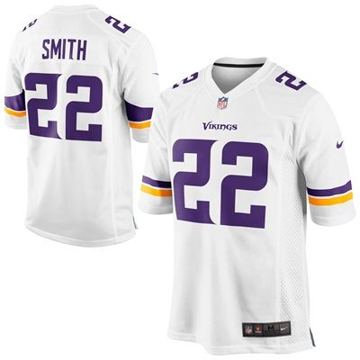 Minnesota Vikings Road Game Jersey - Harrison Smith - Youth: Minnesota Vikings Road Game Jersey - Harrison Smith - Youth