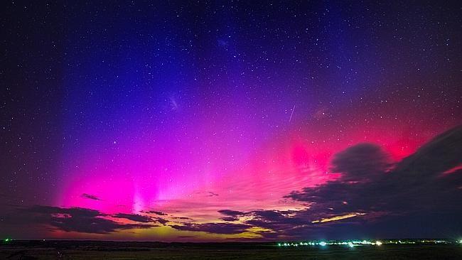 Aurora Australis: last chance