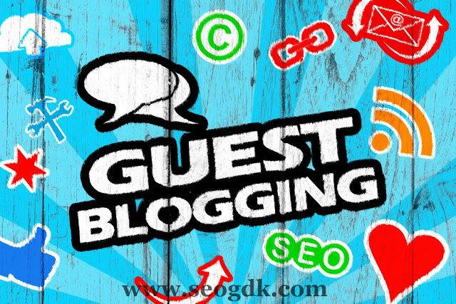 Get valuable information about guest blogging and guidelines to do guest posts for popular blogs to gain quality backlinks from it.