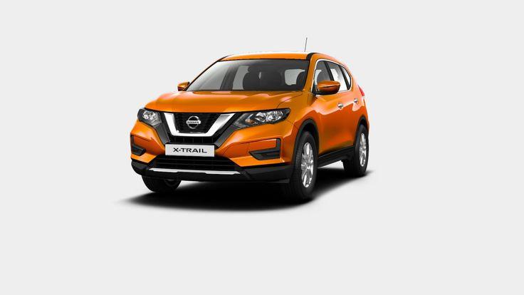 Vadonatúj Új Nissan X-Trail konfigurátor   Nissan