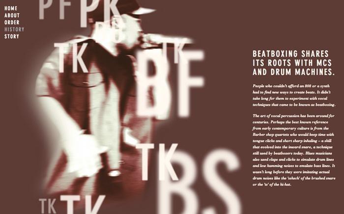 BeatBox Academy - perspective.