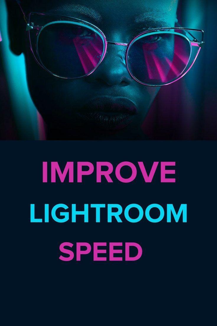 Lightroom is slow