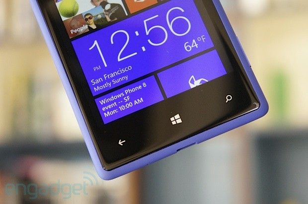 HTC 8X review: Windows Phone 8's compact flagship -- Engadget