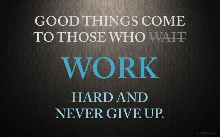 success comes to those who work hard essay 50 best motivational quotes for success  but if you work really hard and you're  kind, amazing things will happen  everyone else is already taken  if you're not  sure, that message comes out loud and clear in the interview.