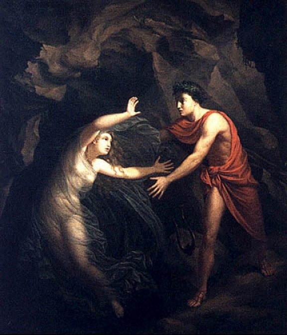 오르페우스와 에우리디케
