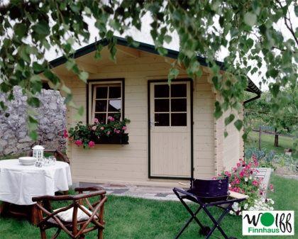 Vintage Gartenhaus xcm Holzhaus Bausatz mm Holz Gartenhaus Einzelt r