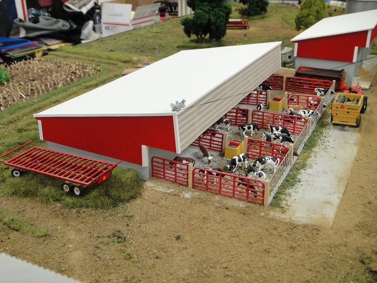 17 best images about projects to try on pinterest models for 1 64 farm layouts