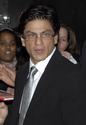 SRK in glasses