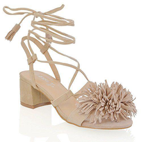 Essex Glam womens block heel beige faux suede tie up frin... https://www.amazon.com/dp/B01GG0U83Q/ref=cm_sw_r_pi_dp_x_O4KGybEVH5DEX