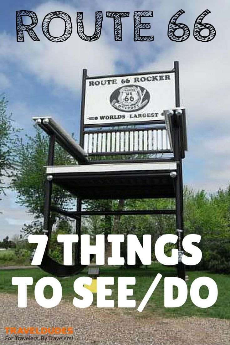7 things to do on Route 66 - USA | Travel Dudes Social Travel Community
