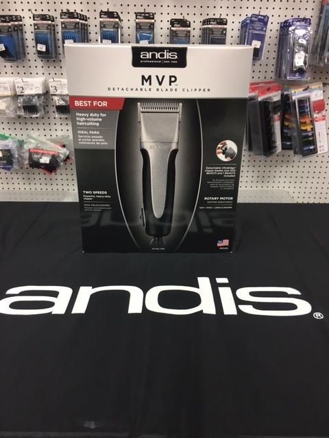 Andis MVP Clipper  #abbs #Atlanta #barber #supply #Andis #clipper #MVP