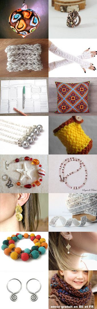 Autumn Colors by Nikush on Etsy--Pinned+with+TreasuryPin.com