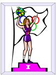 Olympic Games for Kids | Crafts | Preschool Lesson Plan Activities  Lots of coloring pages available for summer and winter olympic sports from First-School.ws.