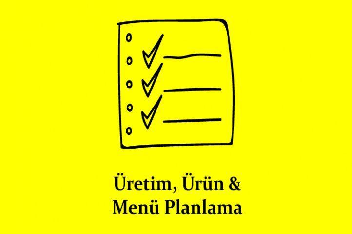 Üretim ve menü planlama, ürün geliştirme danışmanlığı - Gıda Müşavirim