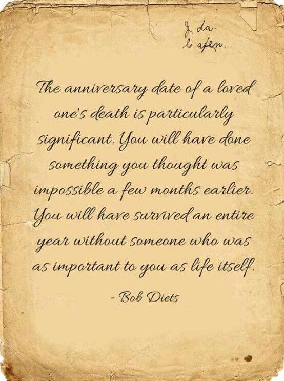 9 Year Death Anniversary Quotes