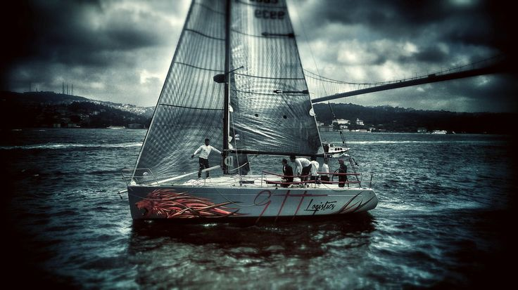 Sailing by Guliz on 500px