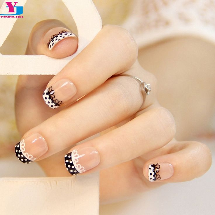 Best 25+ Fake nails french ideas on Pinterest | French ...