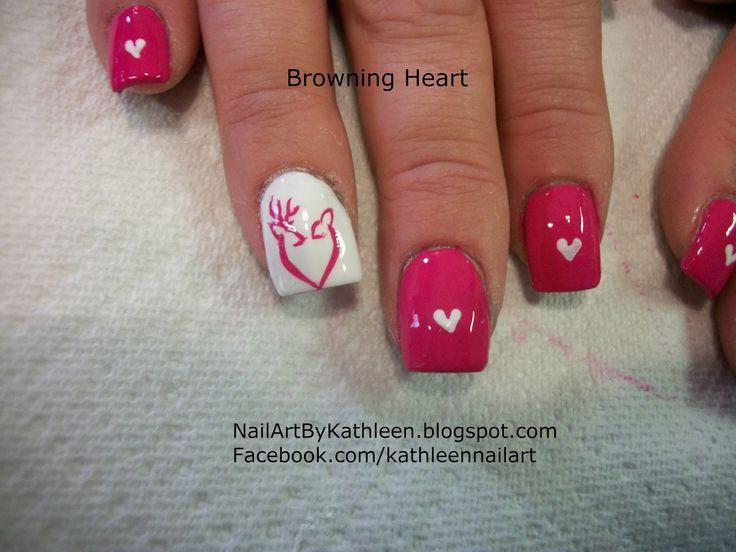 hunting nail designs - Google Search