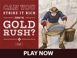 Can you strike it rich during the gold rush? Case Study | Australian History Mysteries