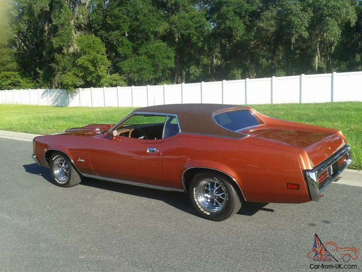 Best 1972 Mercury Cougar Mine Was Chocolate W Brown Roof Cars Pinterest Cars 400 x 300