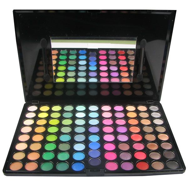I know you've probably seen this a million and one times, but for a person like me (who was never the best at putting on eyeshadows to begin with), I saw all of the gurus on youtube using  this palette and just HAD to get it. I bought this last year for Christmas and still use it. This is the perfect palette for beginners(or even pros) to use. It's definitely pigmented, it's inexpensive and they come in different selections like Matte/Satin(Original), Shimmer, Ultra Shimmer,Warm and Metal…
