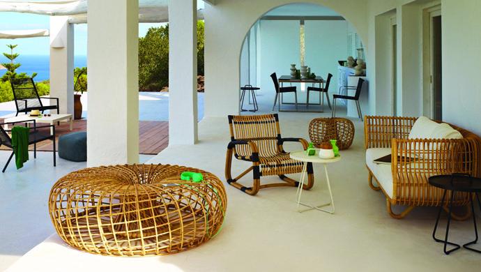 Nest lounge møbler