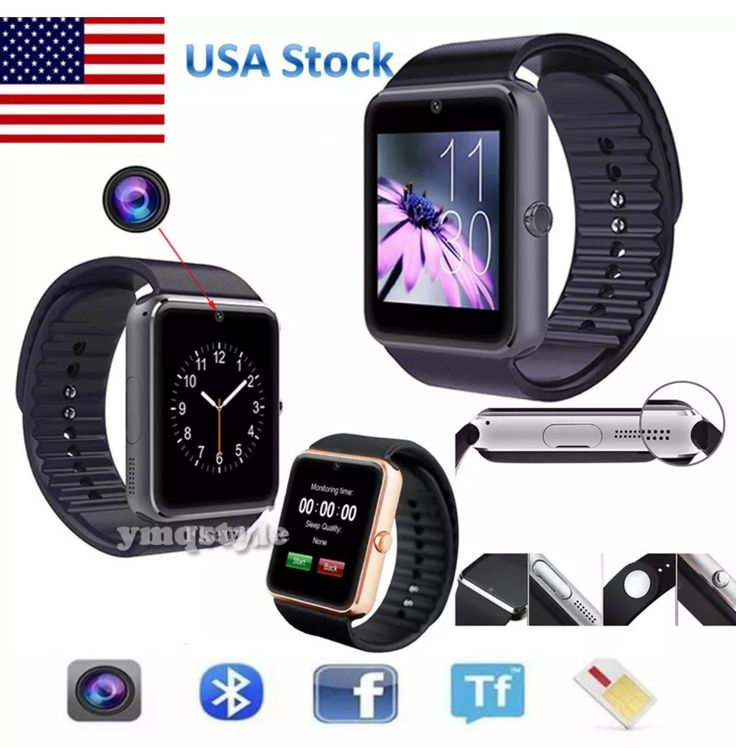 US GT08 Bluetooth Smart Wrist Watch SIM Mate For iPhone IOS Android Samsung HTC | Shop this product here: spree.to/b39m | Shop all of our products at http://spreesy.com/joeysonlinestore    | Pinterest selling powered by Spreesy.com