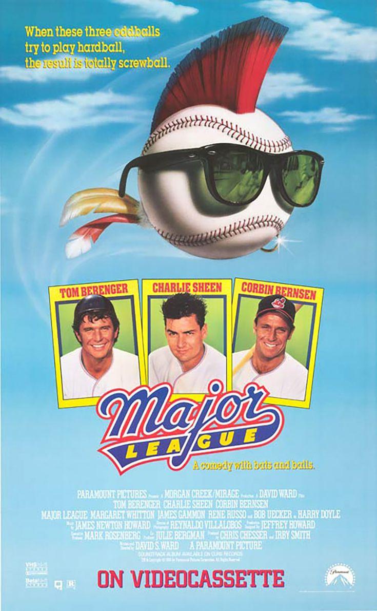 major-league-movie-poster.jpg (1000×1618)