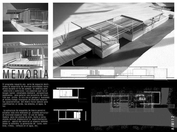 Lamina 1 1600 1200 presentacion pinterest for Laminas arquitectura
