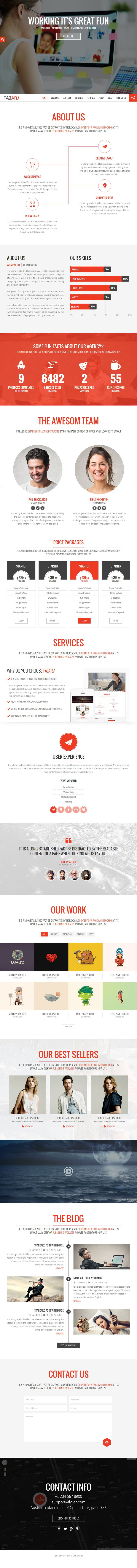 Fajar is Premium full Responsive Retina HTML5 Multipurpose Template. Parallax Scrolling. One Page. Bootstrap 3. Flat Design. http://www.responsivemiracle.com/cms/fajar-premium-responsive-one-page-multipurpose-html5-template/