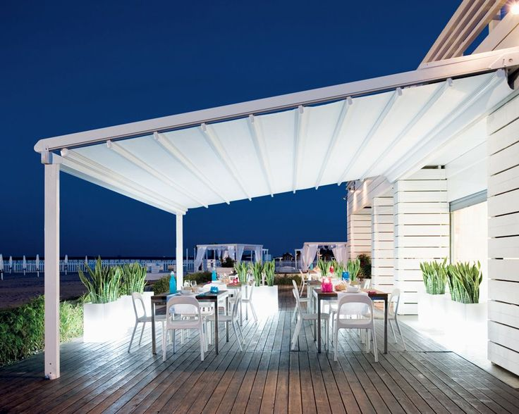 Mediterranea 130/165 Retractable Roof Vanguard
